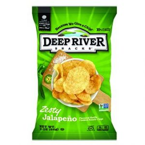 Deep River Cracked Zesty Jalapeno 56 G